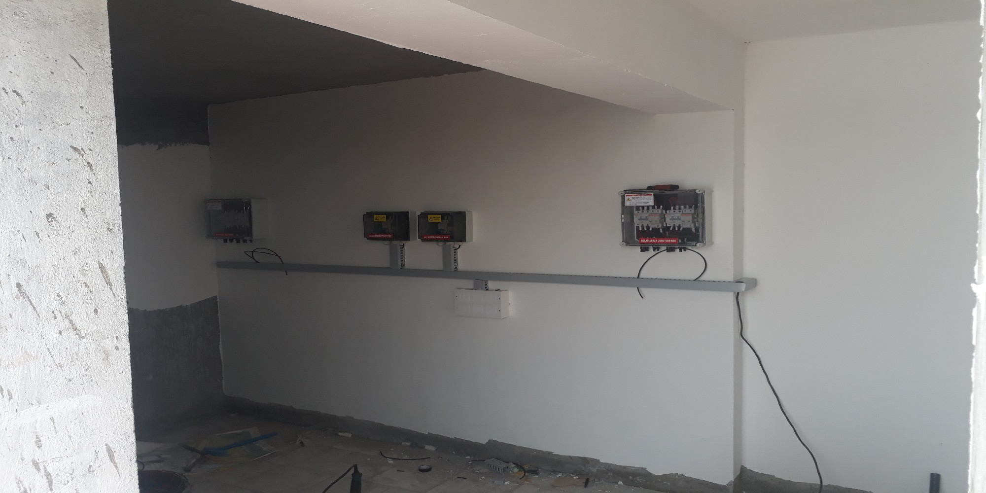 10kw On grid system (4)