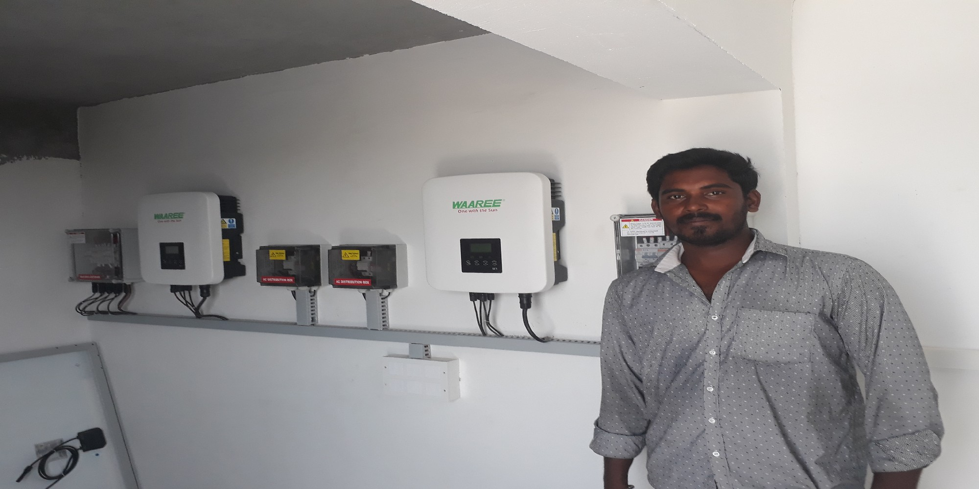10kw On grid system (5)