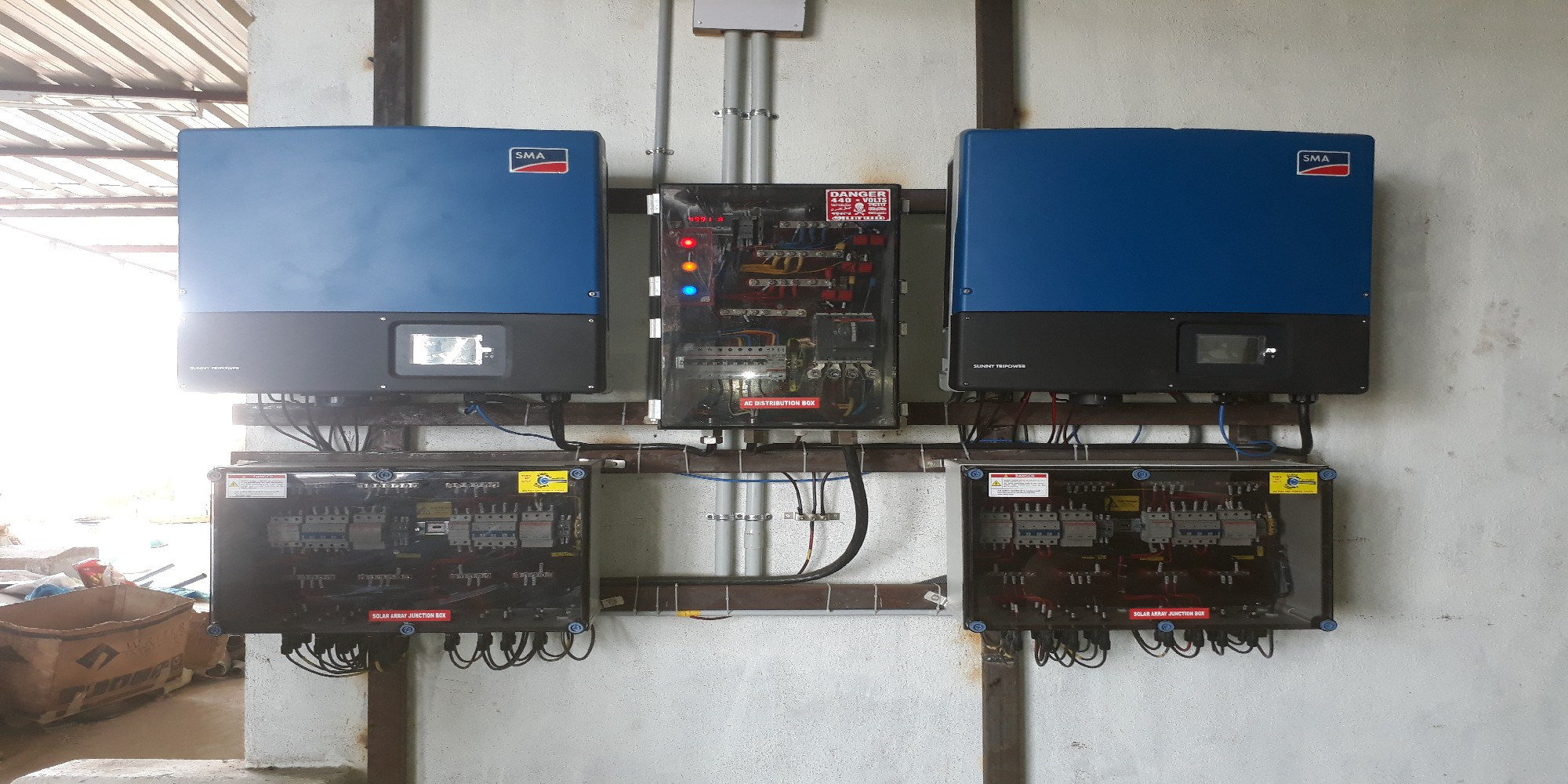 50kw grid connected system (5)